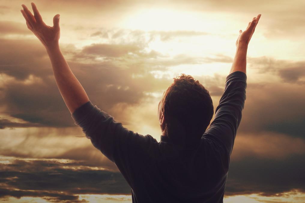 praise man