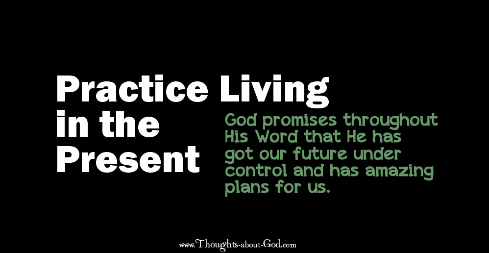 God has an amazing plan for us and He is in Control.