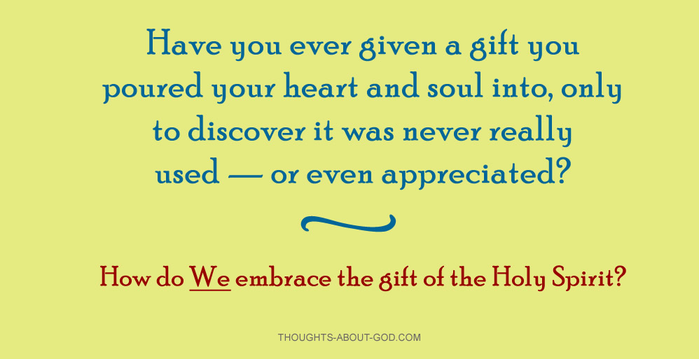 Have you ever given a gift you poured your heart and soul into, only to discover it was never really used — or even appreciated?