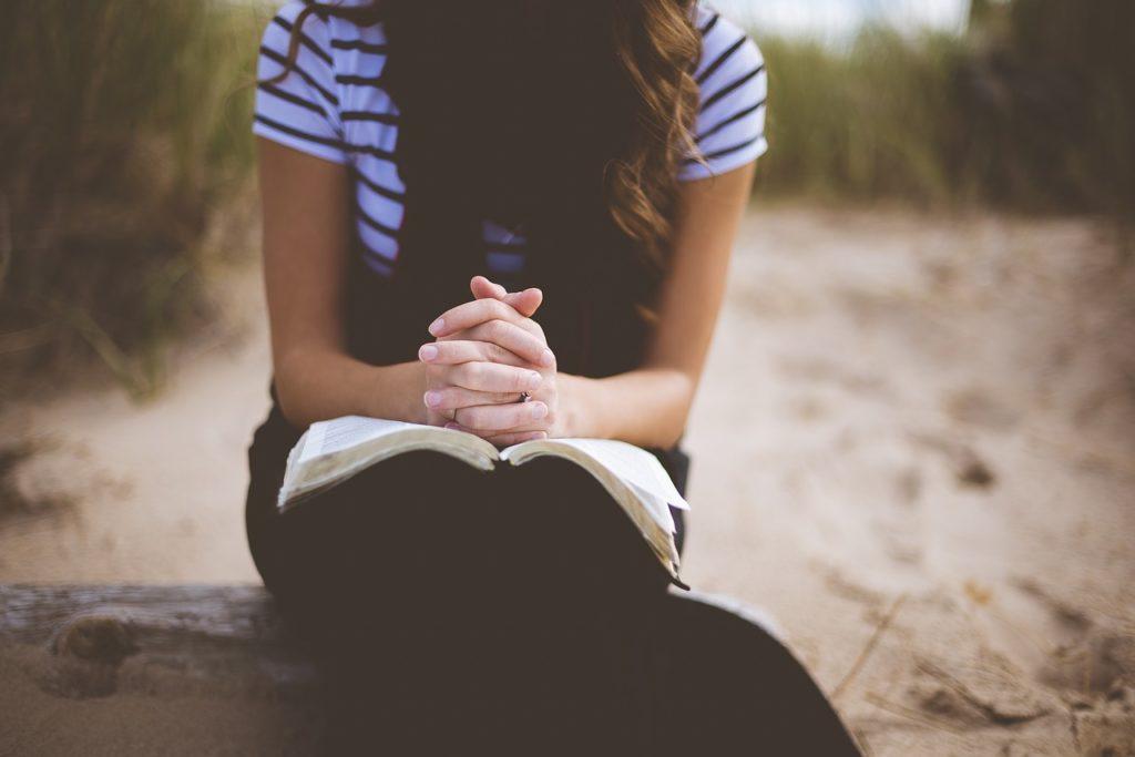 Prayer praying hands