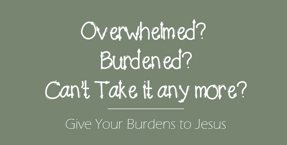 devotional on giving over to God