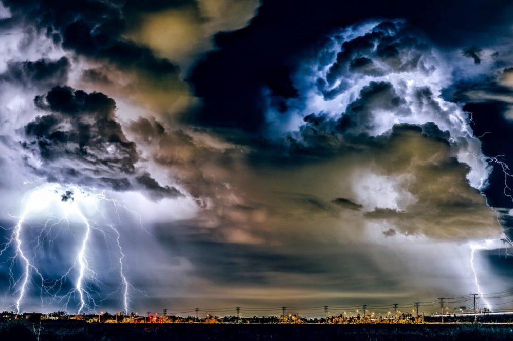 Feature Dark Storm Clouds - Dark Days Devotional