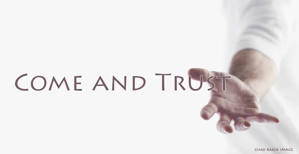 devotional on trusting God