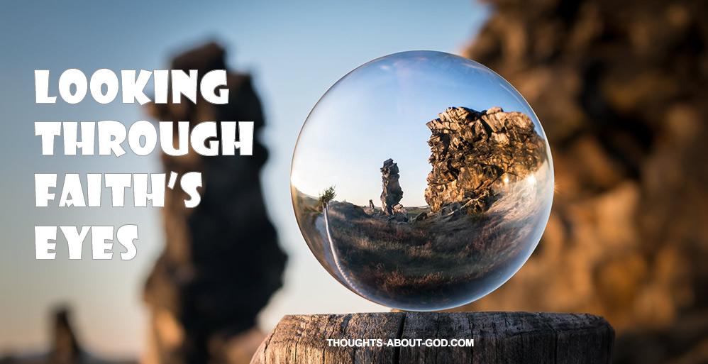 Looking through Faith's eyes