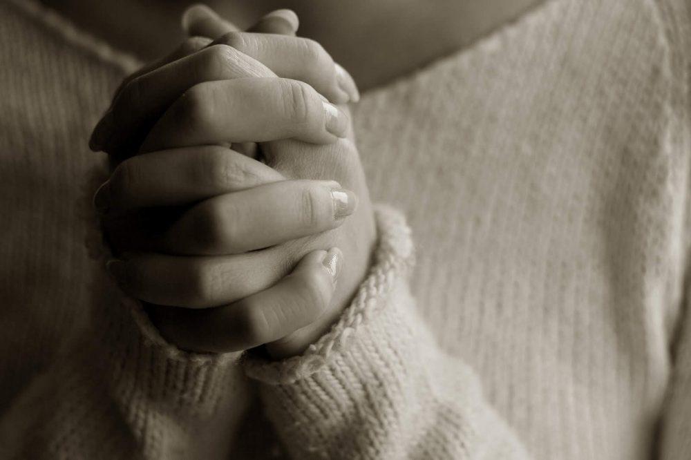 devotional on praying