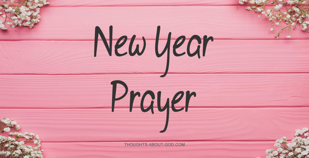 a new year prayer by gail roders
