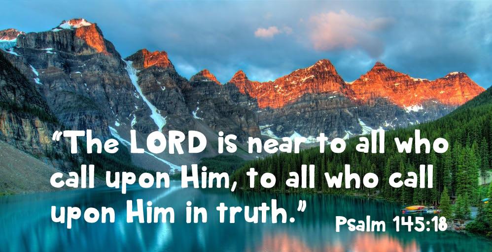 Psalm 145:15