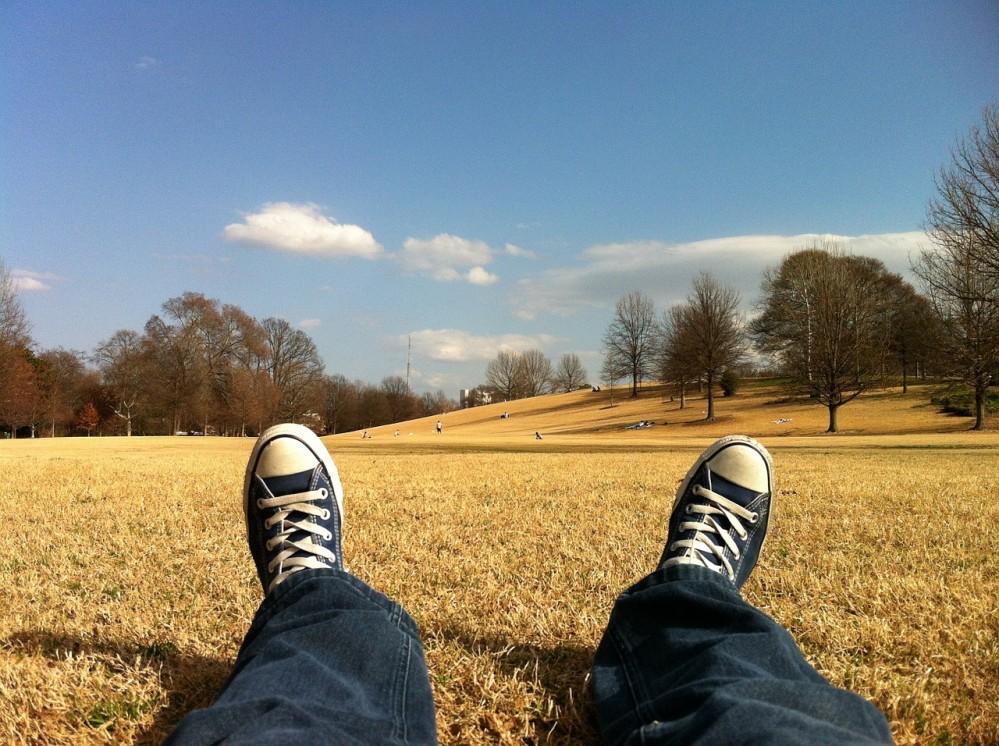 devotional resting in God