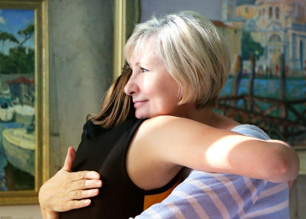 Hugs, Friendship, Mentor, Prayer Team