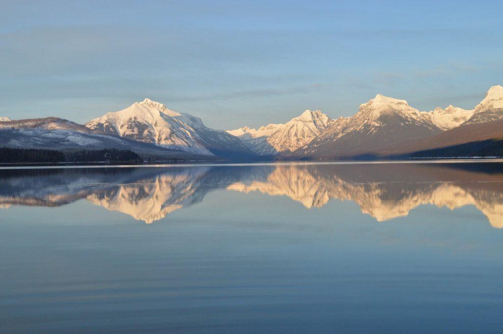 mountain, majestic, nature, scene, landscape