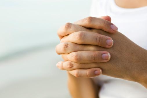 praying, hands, prayer,