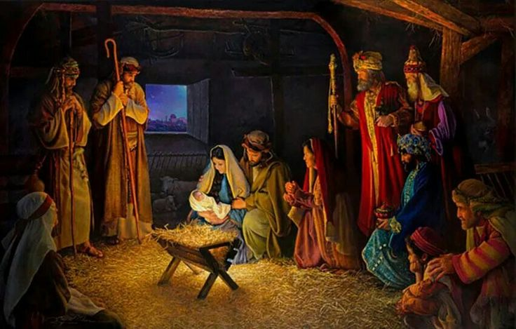 The Biblical Christmas Story | Thoughts about God