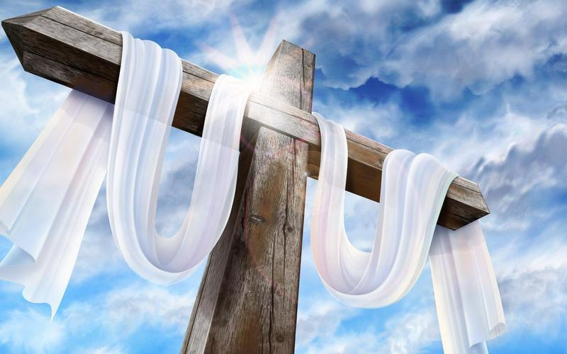 jesus cross easter god