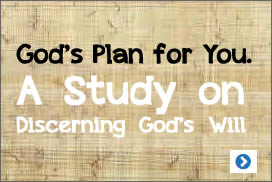 Discerning God's Plan
