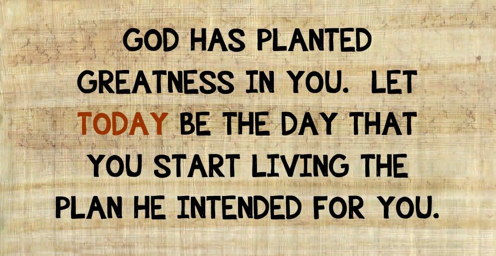 God's Plan or My Plan?