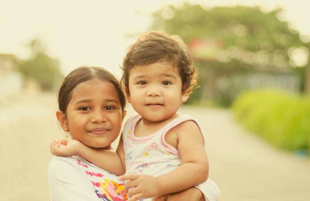 Ribkah Indonesian Girl. Muslim. Christian