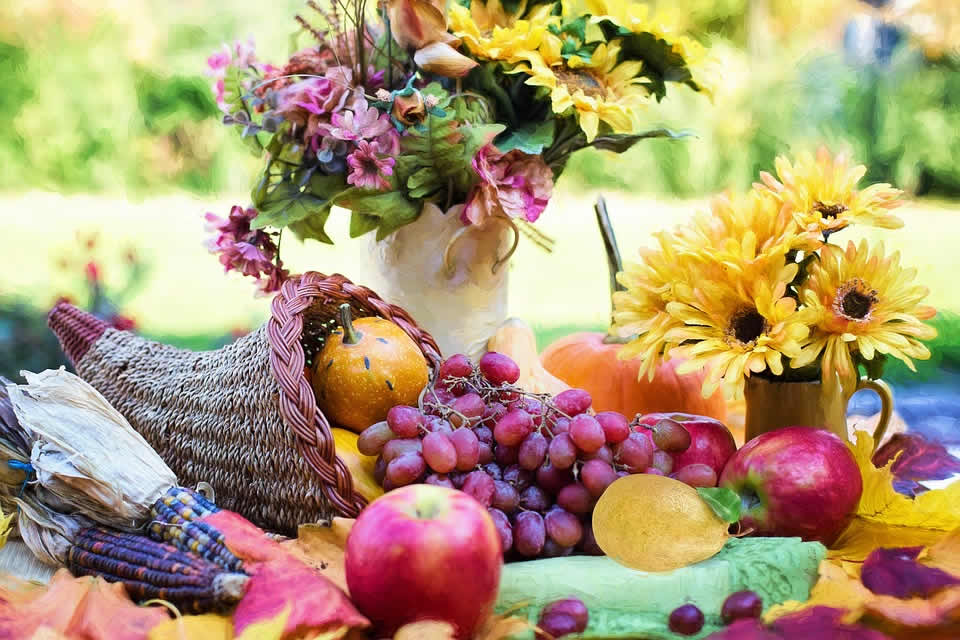 Thanksgiving Articles, Thoughts & Devotionals